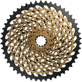 SRAM XX1 XG-1299 Eagle Kaseta rowerowa 12-rzędowe, gold